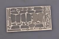 1:24 Lamborghini Aventador LP700-4 Photoetched Detail Set For Aoshima (Basic)
