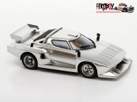 1:24 Lancia Stratos Turbo  (Silver Color Plated Ltd Edition)