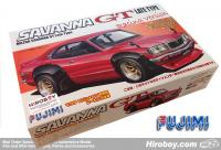 1:24 Mazda RX-3 Savanna GT Late Type Racing Version