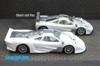 1:24 Mclaren F1GTR Long Tail ver.D Gulf ,#40 Multi-Media Model Kit