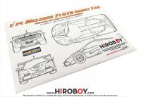 1:24 Mclaren F1 GTR Short Tail Le Mans 1995 #59 (PE+Metal parts) (Fujimi)