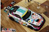 1:24 Mercedes-AMG GT3 Goodsmile Racing ( 初音) 2016 Decals for Tamiya