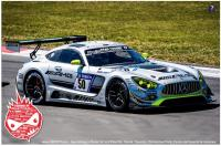 1:24 Mercedes-AMG GT3 IWC Watch #50 Decals