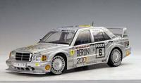 "1:43 Mercedes-Benz 190E ""Berlin 2000"" 1992 DTM & Macau Decals"