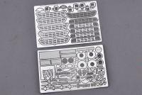 1:24 Mini Cooper S Countryman ALL4 Photoetch Detail-Up Set for Hasegawa