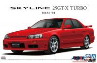 1:24 Nissan ER34 Skyline 25GT-X Turbo `98