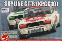 1:24 Nissan Skyline GT-R (KPGC10) Hakosuka Racing Version  - Model Kit