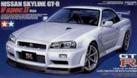 1:24 Nissan Skyline R34 GT-R V-Spec II - 24258 (Limited Re-issue)