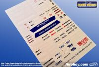 1:24 Option Parts JDM Tuner Manufacture Decals (2)