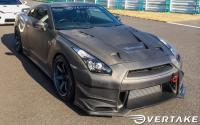 1:24 Overtake Nissan GT-R (R35) Transkit c/w Wheels and Decals