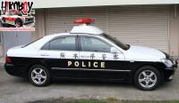 1:24 Police and Patrol Decals (Metropolis And Districts Eastern Japan)
