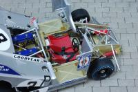 1:24 Porsche 908/3 1971 Nurburgring No.1 Multi-Media Model Kit