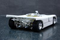 1:24 Porsche 908/3 No.12 Multi-Media Model Kit