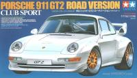 1:24 Porsche 911 GT2 Road (Street) Version Club Sport  24247