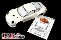 1:24 Porsche 911 GT3 Pre Cut Window Painting Masks (Fujimi)