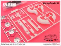 1:24 Racing Fender Set Type 1