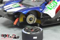 1:24 Resin Upgrade set for Ford GT - 24 Hours Le Mans 2017
