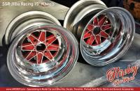 "1:24 SSR Jilba Racing 15"" Wheels with Stance Tyres"
