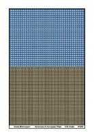 1:24 Plaid Upholstery Pattern Decal #1962 (Mercedes-Benz 300SL)