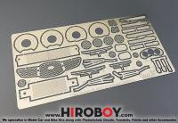1:24 Subaru Impreza (Fujimi) Photoetched Set