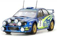 1:24 Subaru Impreza WRC 2001 - Rally of Great Britain 24250