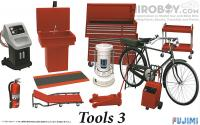 1:24 Tools Set 3 (Garage Diorama)