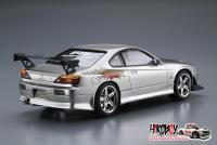 1:24 Top Secret Nissan S15 Silvia