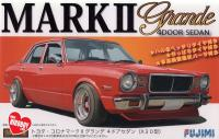 1:24 Toyota Corona Mark II Grand 4 Door Sedan
