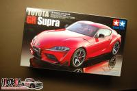 1:24 Toyota GR Supra - Model Kit (Tamiya 24351)
