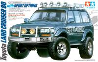 1:24 Toyota Land Cruiser 80 - w/Sport Options