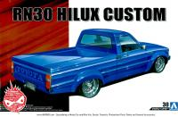 1:24 Toyota RN30 Hilux Pickup Lowrider