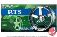 "1:24 Trafficstar RTS 20"" Wheels and Tyres #37"
