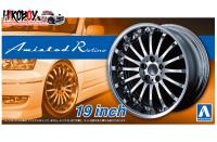 "1:24 Amistad Rotino 19"" Wheels and Tyres"