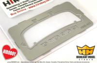 1:24 VW Beetle Front Window Frame (Photoetched Parts)