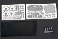 1:25 2014 Ford Mustang GT Detail up Set For Revel (PE+Resin)
