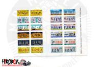1:24  American Licence Plates II