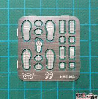 1:24  MOONEYES Foot Pedal Set (Photoetched)