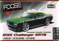 1:25 Foose Design - 2013 Dodge Challenger SRT8
