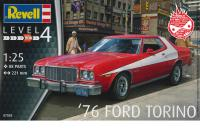 1:25 Starsky and Hutch Ford Torino