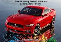 2015 Ford Mustang Paints 60ml