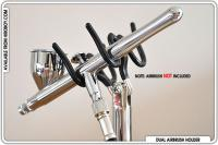 2-Way Airbrush Holder/Hanger/Stand