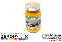 Arrows A21 Orange Paint 60ml
