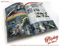 "Auto Modeling Magazine Vol No.32 - Man & Machines Series 2 ""Ronnie Peterson"""