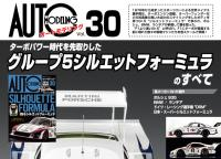 Auto Modeling Magazine Vol No.30 - Group 5 Turbo Power