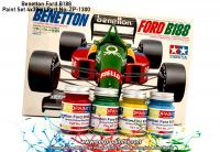Benetton Ford B188 Paint 4x30ml