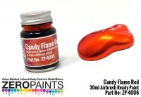 Candy Flame Red Paint 30ml