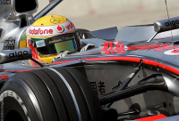 Chrome Effect Paint - Mclaren MP4/22 onwards 3x30ml