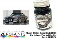 """Eleanor"" 1967 Ford Mustang Shelby GT-500 Paint 30ml"