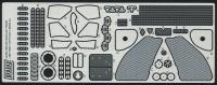 1:20 Ferrari 248F1 (F2006) - Photoetched Detail Parts