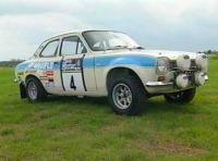 Ford Escort RS1600 Mk1 WRC Diamond White Paint 60ml (Belkits)